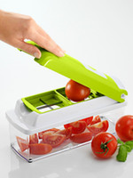 Wholesale Fruit Vegetable Nicer Dicer Kitchen Tools Cutter Plus Chop Peeler Chopper Fruit Vegetable Tools