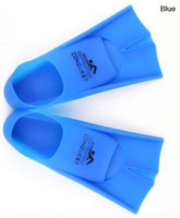 Wholesale Adult Silicon Snorkel Scuba Diving Flipper Swimming Fins Swim Training Equipment Beach Shoes f001