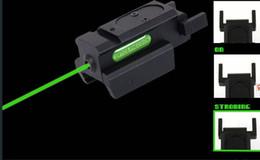 Compact Pistol Green Laser Sight Flash Mode (GDH-G)