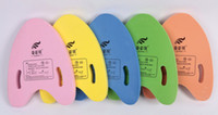 Wholesale 10pcs cm A Shape Float Plate Swimming Learning Tools fp002