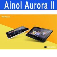 Wholesale Aurora II icnh Andorid Tablet Ainol Aurora Novo Tablet PC Dual Core like Ainol ELF II