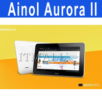 ainol novo 7 aurora - Ainol Novo Aurora II Dual core inch Android ICS Tablet PC Novo7 Aurora GB Free Headphone