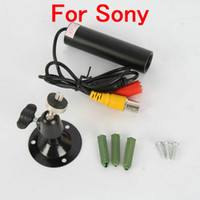 Wholesale For Sony CCD TVL Mini Cylinder Type IR40M NTSC Waterproof Camera
