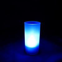Wholesale Flicking LED Electronic Color Change Flameless Candles Lights Romantic Candles lights