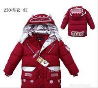 Wholesale Children Coat children s garments Kids Winter warm cotton coat Children Kids Winter outdoor Wear