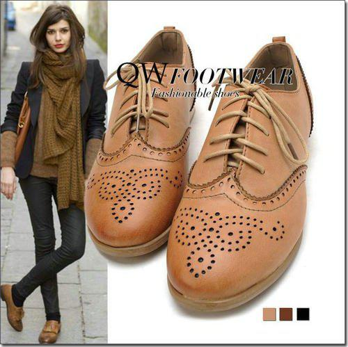 Get the Look: Oxford Shoes - StyleCarrot