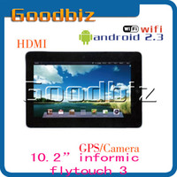 Wholesale hottest selling Infortmic inch Android G flytouch tablet pc