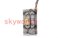 Yes deiking - Deiking Snake Leather Case for iphone S Pouch Wallet Purse Handbag With Slot