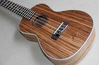Wholesale handcrafted solid koa ukulele guitar w aquila whole newly
