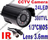 Wholesale 2pcs H44 IR Infrared CCTV IP Camera LED Nightvision CMOS Color Security Surveillance