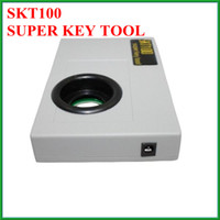 Wholesale Newly Style Auto Key Programmer SKT100 SKT SKT Super Key Tool Car Chip Copy Machine OBD08