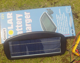 Wholesale china post air SOLAR PANEL V BATTERY CHARGER CAR TRUCK BOAT RV
