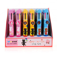 Wholesale Each Ballpoint Pen with Color Cartoon Ball point Pen for children business