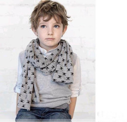 Child Baby baby Scarves Double Skull Scarves Shawl Printing Family Scarves wfeif,10pcs/lot,dandys