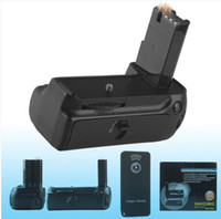 Wholesale NEW Battery Grip for Nikon D80 D90 IR Remote MB D80 GRIP D594