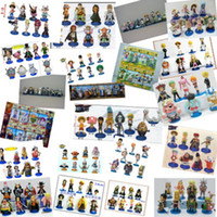 Wholesale 150 Different Styles Anime One Piece Figures Dolls Toys Doll Model
