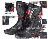 Wholesale motorcycle boots SPEED BIKERS Racing Boots Motocross Boots Motorbike boots SIZE