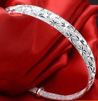 Wholesale pure silver Product size The bracelet diameter CM
