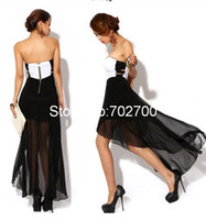 Wholesale New Arrival Sexy Corset Chiffon Dresses K312 J J G dresses women dress sexy dress