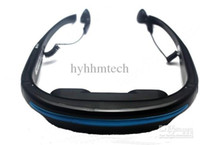 Wholesale OY Personal Digital Eyewear Cinema Wireless Video Glasses With quot virtual video glasse