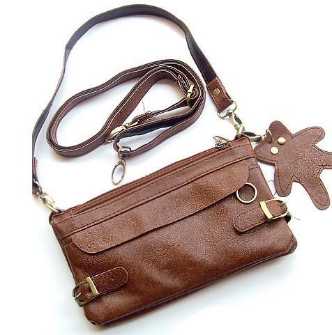 Cute Brown Shoulder Bag 24