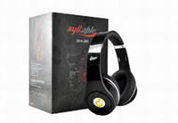 Wholesale DHL Free Syllable wireless Stereo Headphones Noise cancel Bluetooth Headsets from alina
