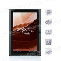 Wholesale 7 inch Capacitive Screen Android Tablet PC F1 ALLwinner A13 GHz MB GB WiFi G Camera MID