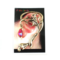 Wholesale Newest Fashioner Ear Cuff Earring Vinage Dragonfly Cip Earring Jewelry