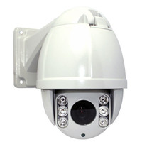 Wholesale CCTV Waterproof TVL x Zoom High Speed Surveillance PTZ Dome Camera ft IR