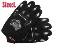 Wholesale 2012 cool hot Motocross Motorbike Racing ATV Dirt Bike Bicycle Sports Glove Black
