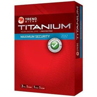 Wholesale hot selling genuinue Trend Micro Titanium Maxmium Security year users