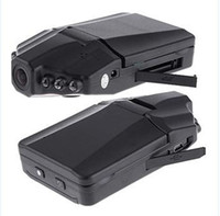 Wholesale New IR LED HD P Motion Detection Car DVR Audio Video Recorder With Color Camera