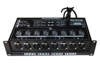 Wholesale DMX Distributor with way output in good quality for DJ stage light equipment