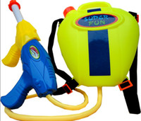 Wholesale Giant Super Soaker Plastic Water Gun with L Water Tank Backpack Super fun