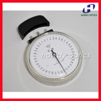 Wholesale lens clock radian apparatus lens base curve gauge the lowest shipping cost