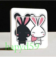Wholesale 5pcs light wall sticker switch decoration popular decorative GP power switch stickers cover model