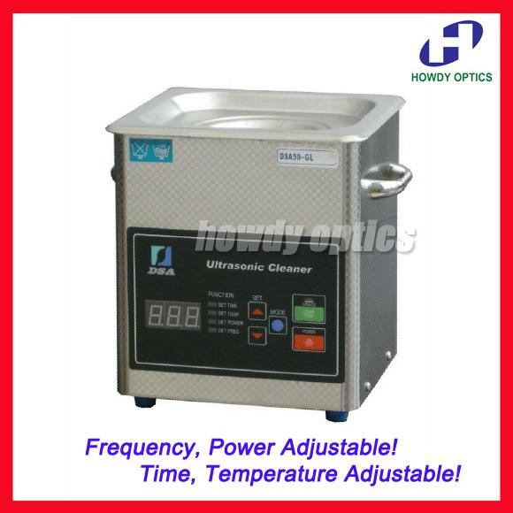 Frequency Ultrasonic Cleaner : Dsa gl stainless steel ultrasonic cleaner frequency