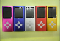 Wholesale 5pcs Newest mp3 player GB Memory with with all accessories with retail box