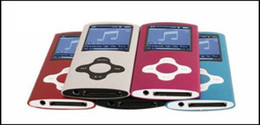 Wholesale 1pc Mp3 Mp4 player GB GB GB Memory quot with video recorder FM games function Via China Post