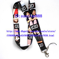 Wholesale Hot ONE DIRECTION Neck Lanyard for MP3 cell phone DS lite