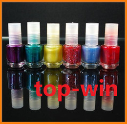 Wholesale 108 Color mixed Nail art Gel polish Soak off Soak off mini nail polish ml g fashion drop shipping