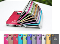 Wholesale colours Aluminium Air Jacket A4 case Cover Skin for G S retail package