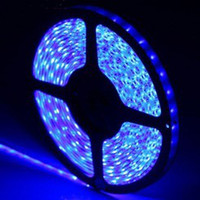 Wholesale Cheapest RGB SMD Strip M LED Flex V DC with key IR Remote ControlLer