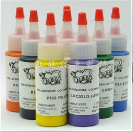 Wholesale Kit Of Colors Tattoo Ink OZ ml Pigment