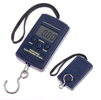 Digital scale 10kg-100kg Digital Weight Scale 50pcs lot 20g-40Kg Digital Hanging Lage Fishing Weight Scale , Free Shipping by EMS, Wholesale