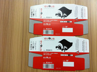 Wholesale Evolis Panel Color Ribbon YMCKO for Evolis Card Printer aaaaa Prints