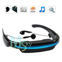 Wholesale Video Glasses Movies on Inch Virtual Screen eBook DHL