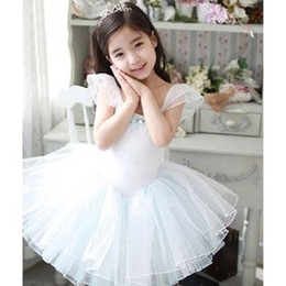 Wholesale Hot sales off white Girl s ballet skirt y years kid dress kid TUTU skort amp Free fr