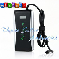 Wholesale Fashion New W Universal Laptop PC Computer Charger For Home And Travel Car Use EU Plug