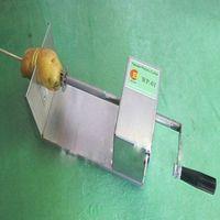 Wholesale manual Tornado potato machine potato spiral cutting machine potato cutter machine